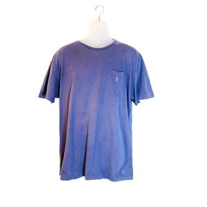 Ralph Lauren Polo Blue Pocket Logo T-Shirt